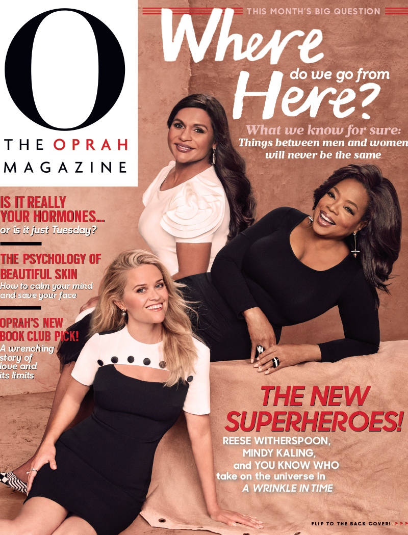 Press Feature in Oprah Magazine featuring The Jewelry Group