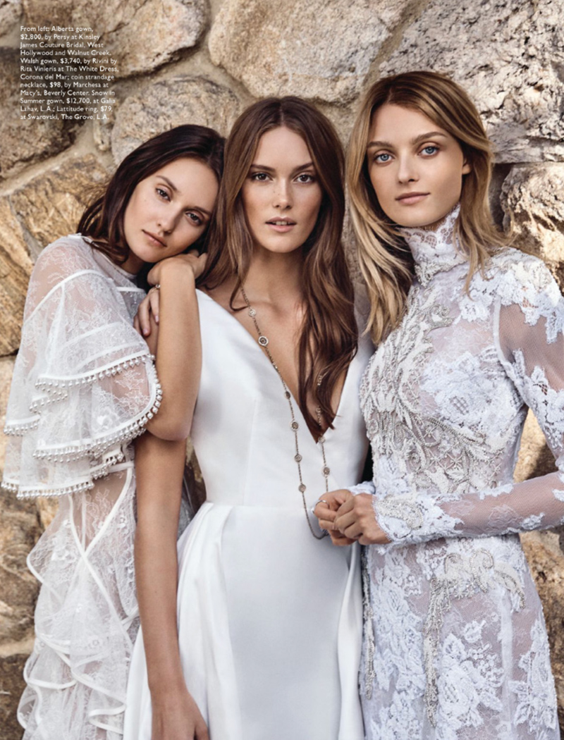 Press Feature in Modern Luxury Wedding featuring The Jewelry Group