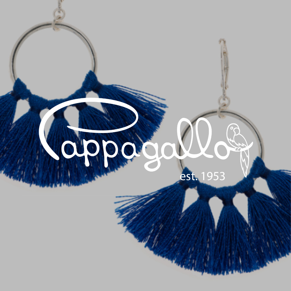 Brand logo of Pappagallo
