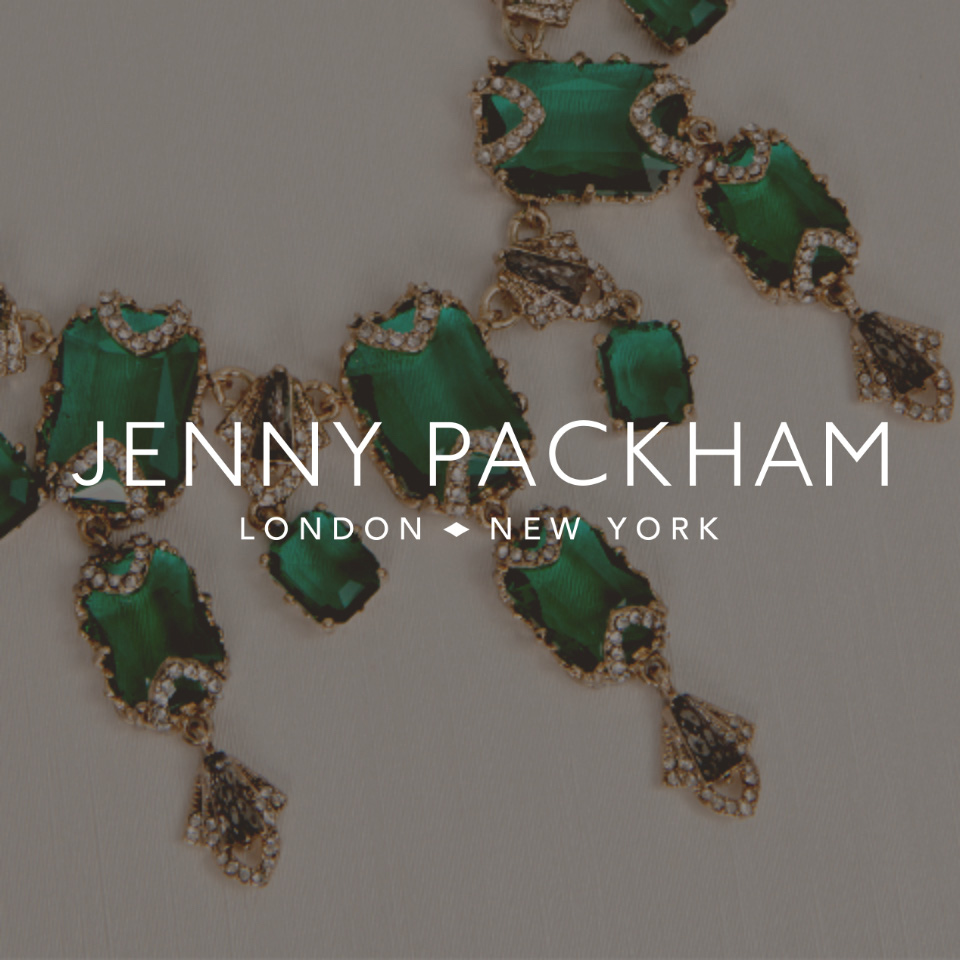 Brand logo of Jenny Packham