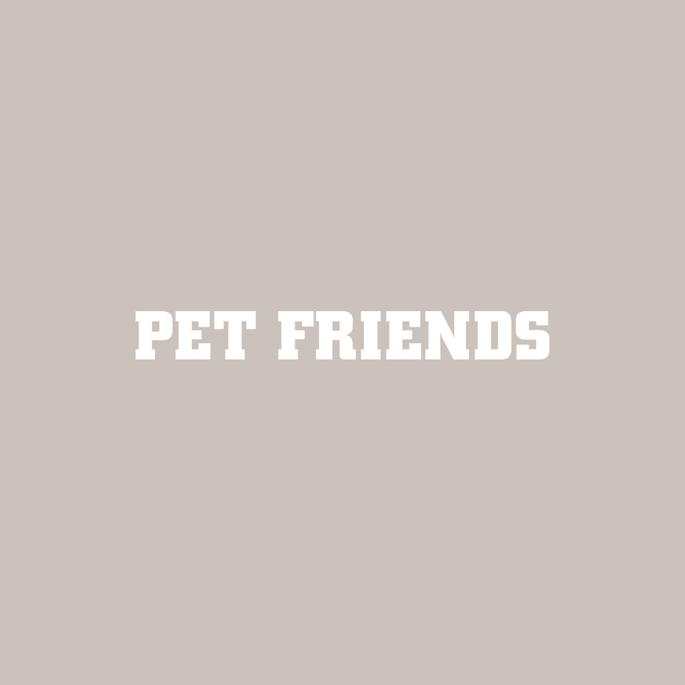 Brand logo of Pet Friends