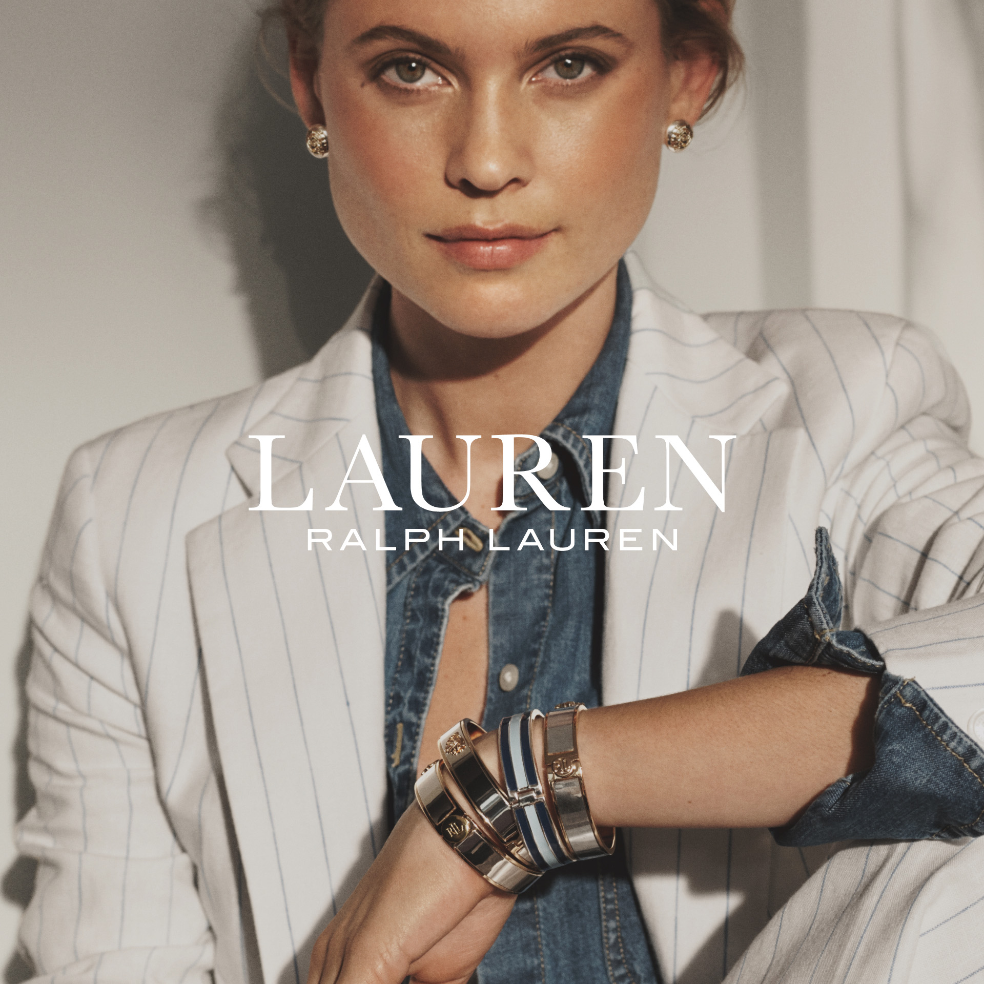 Brand logo of Lauren by Ralph Lauren