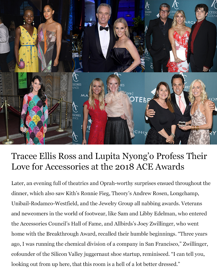 Press Feature in Vogue featuring The Jewelry Group