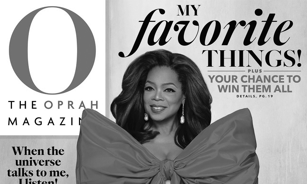 "O, THE OPRAH MAGAZINE: ""Great Buys: Under $100"""